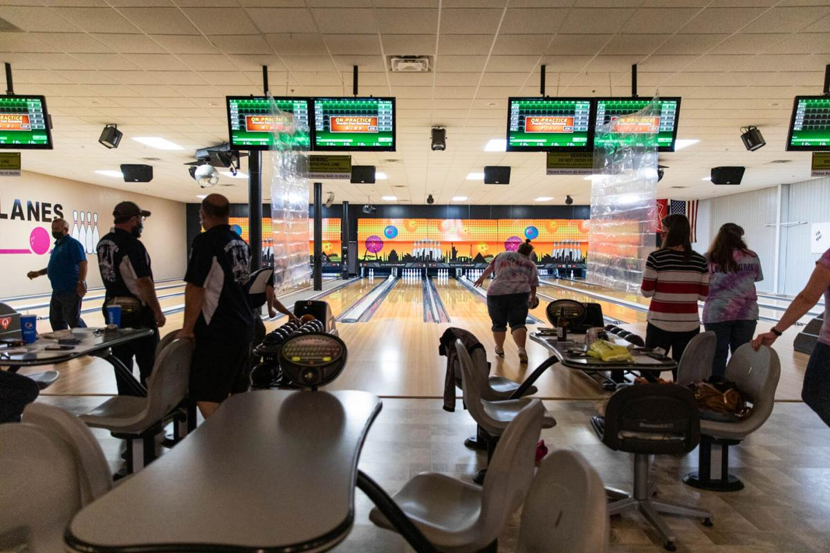 Lewis Lanes rolling again after reopening
