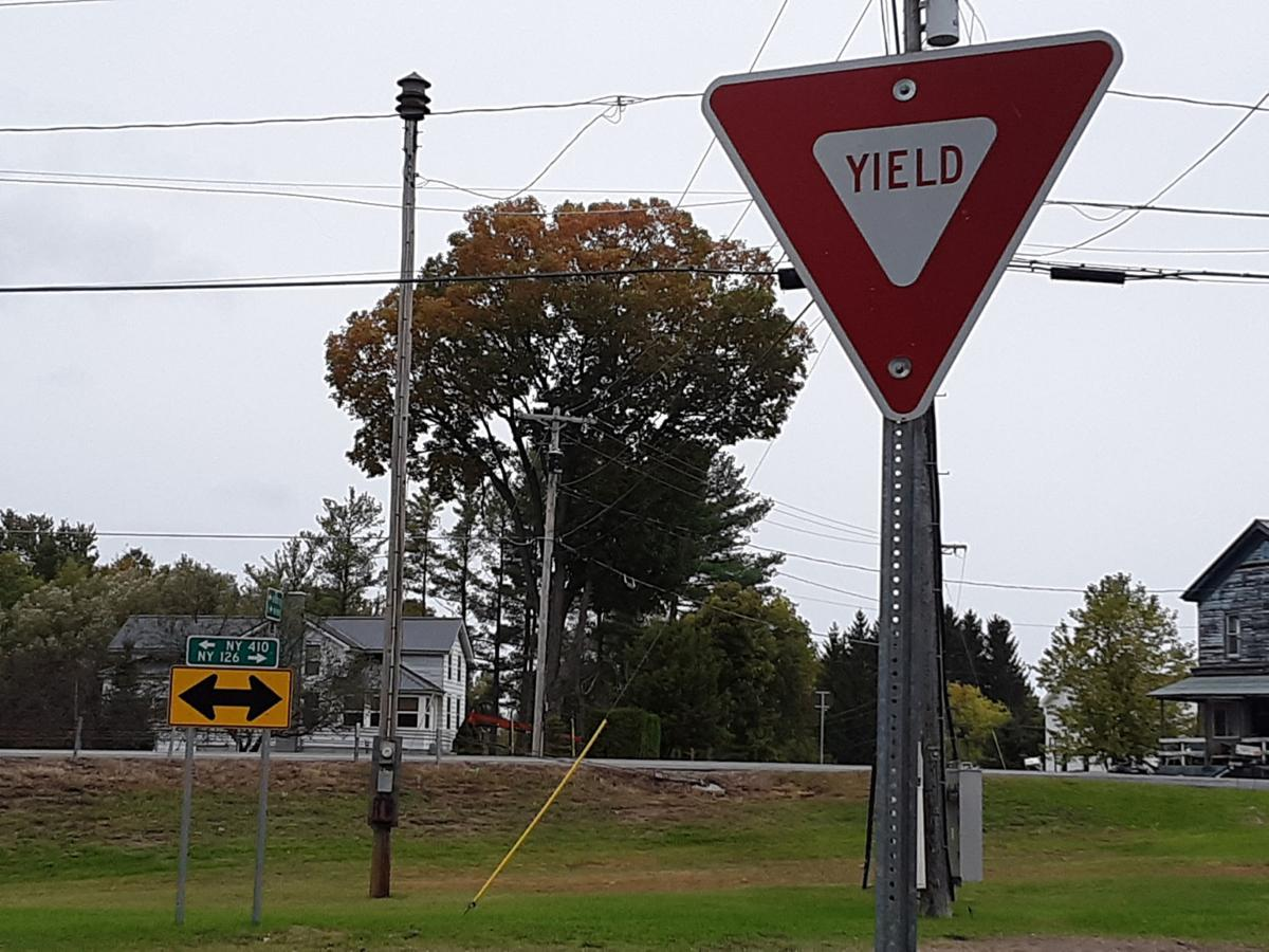 Lewis to swap some 'yield' signs for 'stop' signs