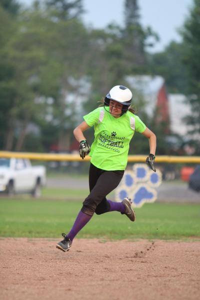 Heuvelton splits with Canton in summer softball