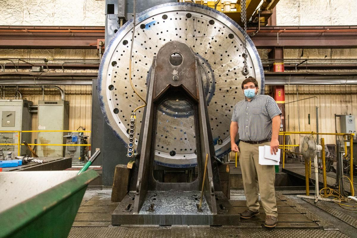 A stake in the company Carthage's CEM Machine to become 100% employee-owned manufacturer