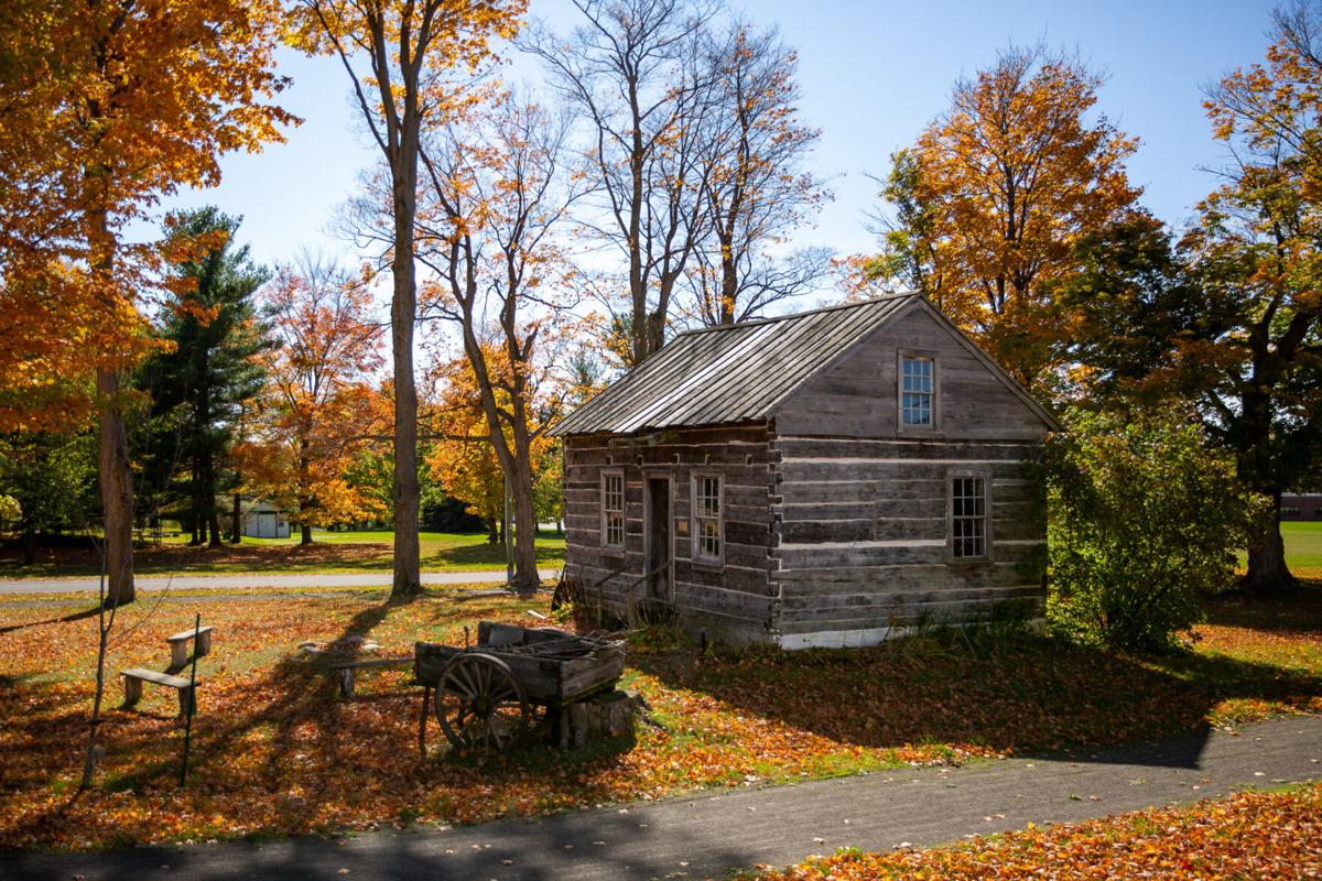 Saving a treasure Fund drive started for repairs to preserve 1820s cabin in Henderson