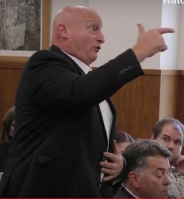 Sheriff, legislators trade barbs
