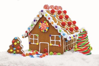 Parish Public Library hosts gingerbread house contest