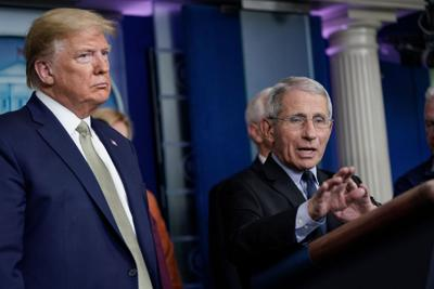 Trump's war on Fauci may end in defeat for both