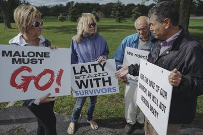 Buffalo bishop resigns over scandal