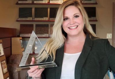 Kellogg Memorials receives Pinnacle Award