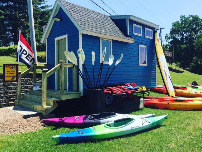 """Partnership by the River"" paddles into Henley Park with possibilities"