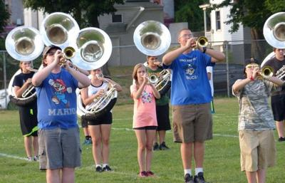 Central Square, Phoenix, Oswego bands ready for field band competitions