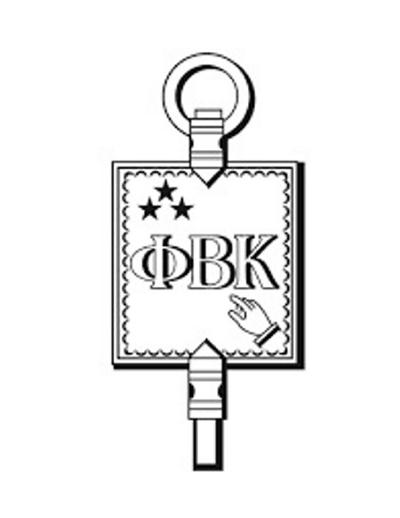 Derek Caramella inducted into Phi Beta Kappa Honor Society