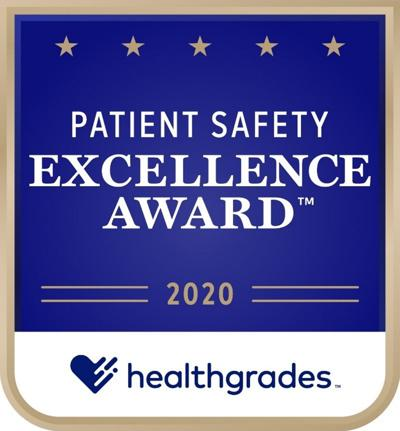 Oswego Hospital named among top 5% in the nation for patient safety