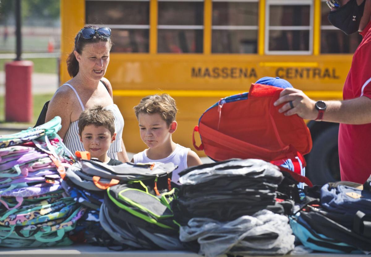 Massena offers back-to-school basics