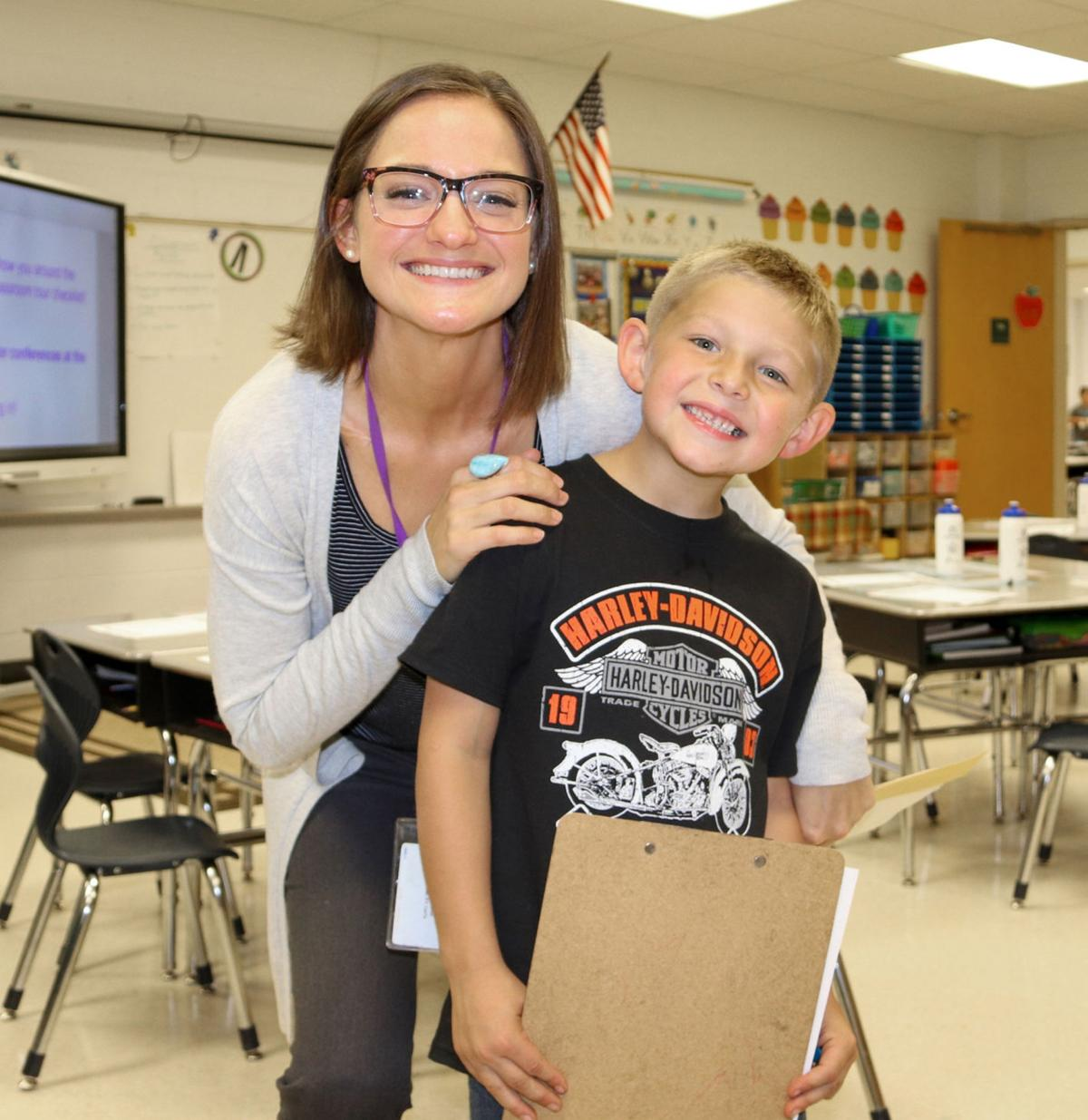 Hannibal students display work at open house events