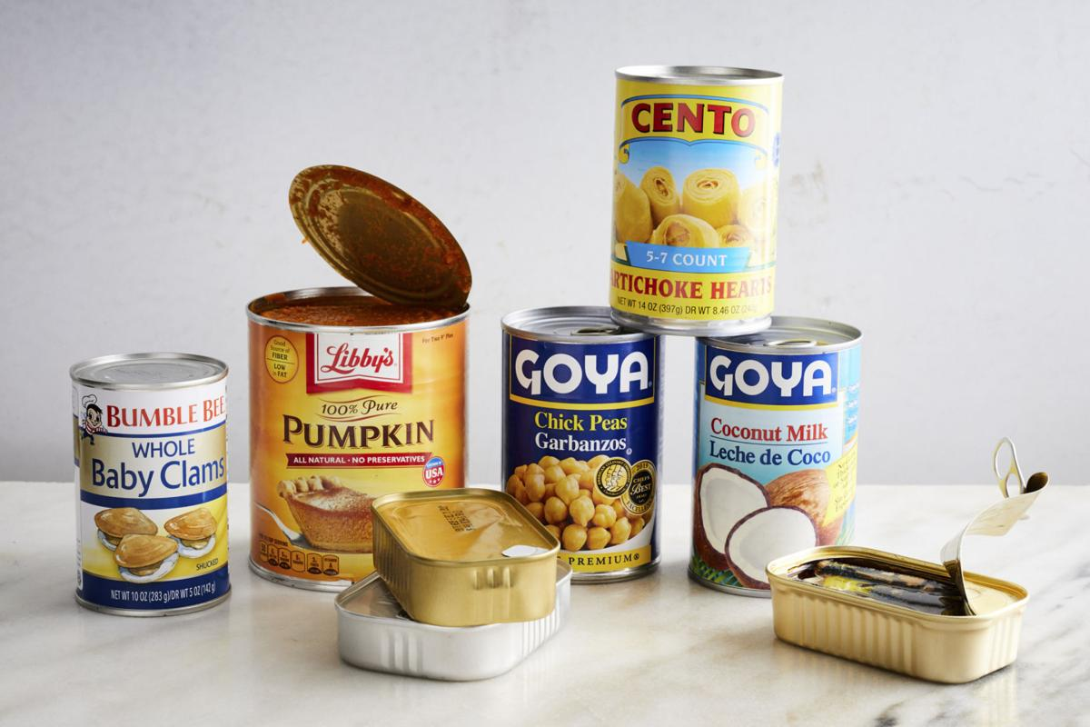 A love letter to canned food