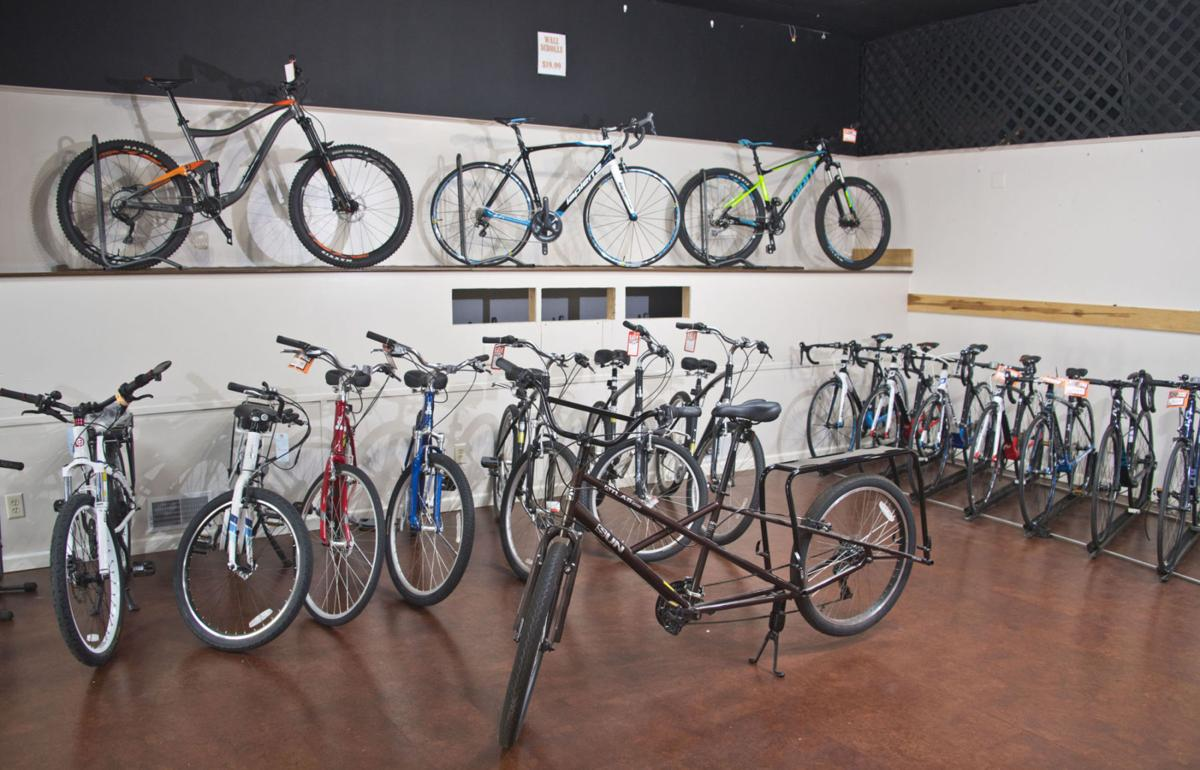 New Potsdam bike shop getting up to speed