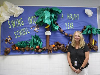 Sandy Creek Central School District's new cook manager brings choice to the lunchroom