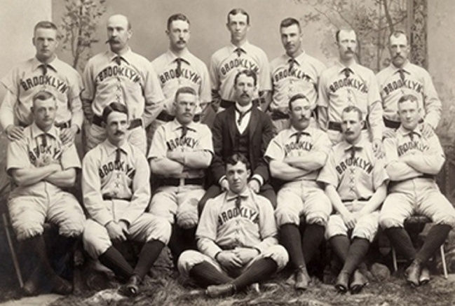 For pro players 150 years ago, it was a very different ballgame