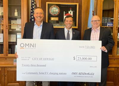 City of Oswego starts new community solar initiative