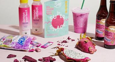 Starbucks wants us to drink pink