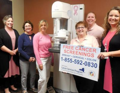 OCO's Cancer Services Program partners with Oswego Health to offer mammograms on Saturday