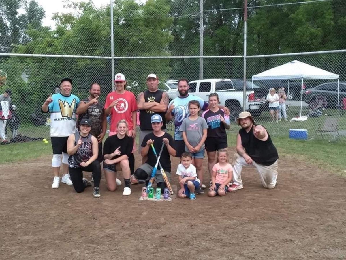 Law's Masonry wins first Cody Holland Scholarship Softball Tourney