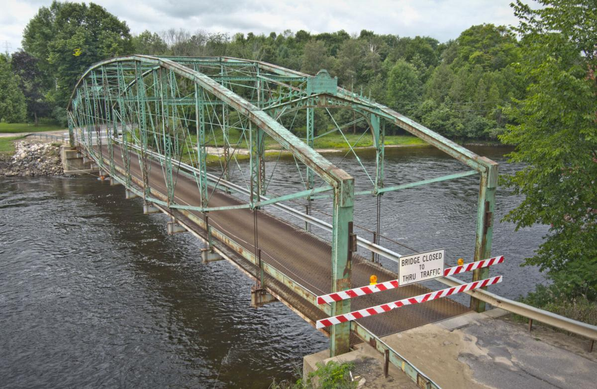 Bridge reaches end of road