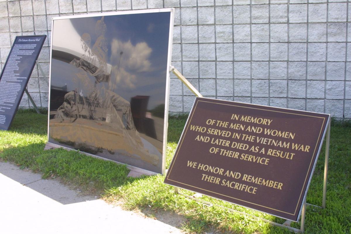 Massena names on Vietnam Wall recalled