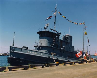 Historic tug open for tours June 5 and 6
