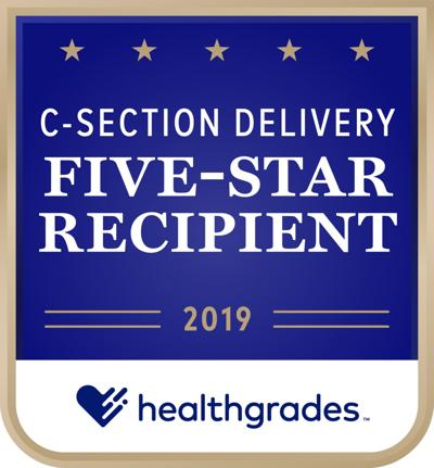 Healthgrades recognizes Oswego Health as 5-star recipient for labor and delivery care