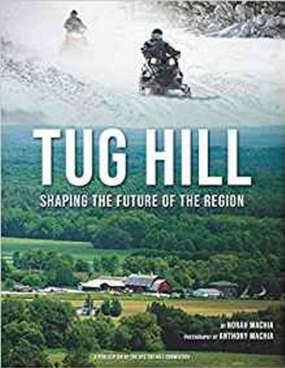 5 Oswego County sites selling Tug Hill book