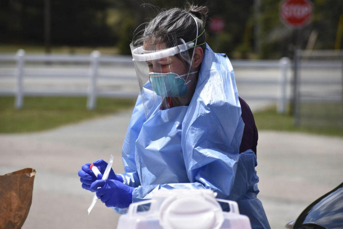 Deliveries of kits, chemicals aid hospital capabilities