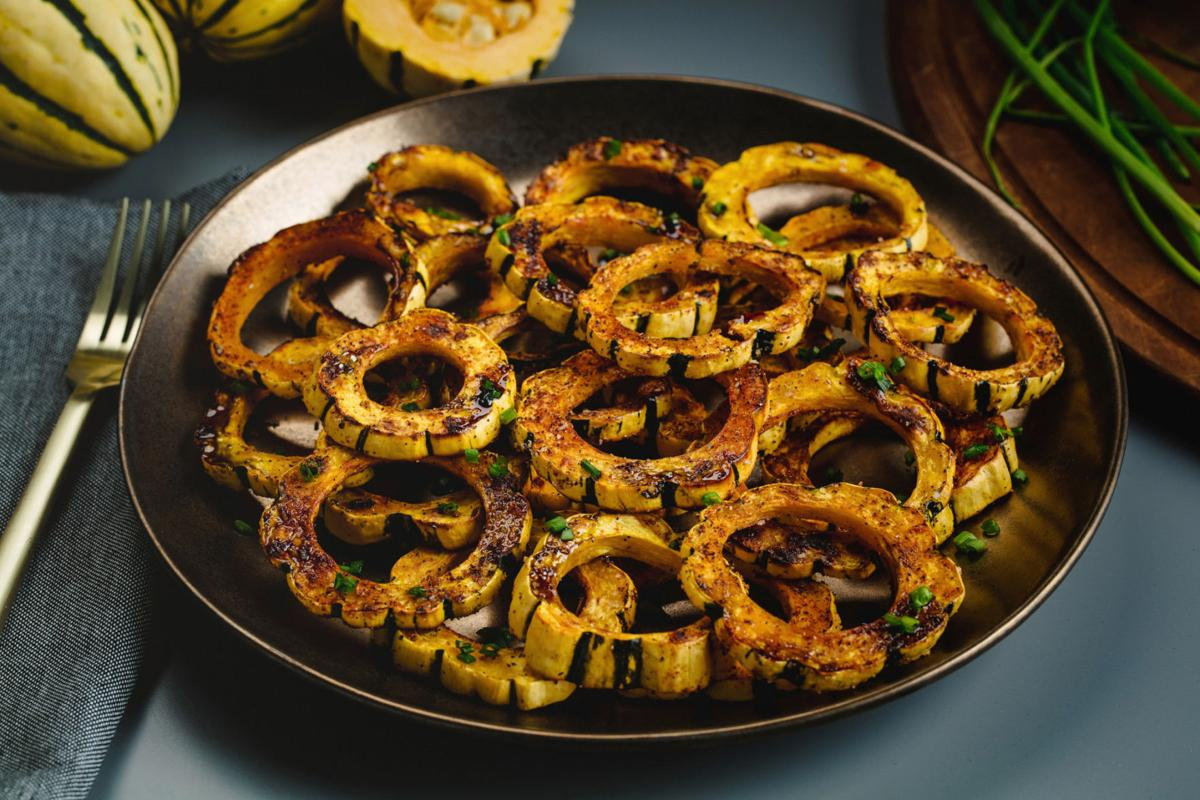 winter squash These dishes are dressed up for company but easy enough for weeknights