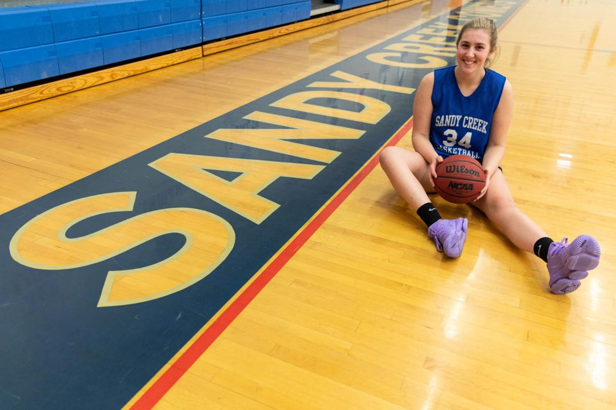 Dowlearn's perseverance pays off for Comets girls basketball team