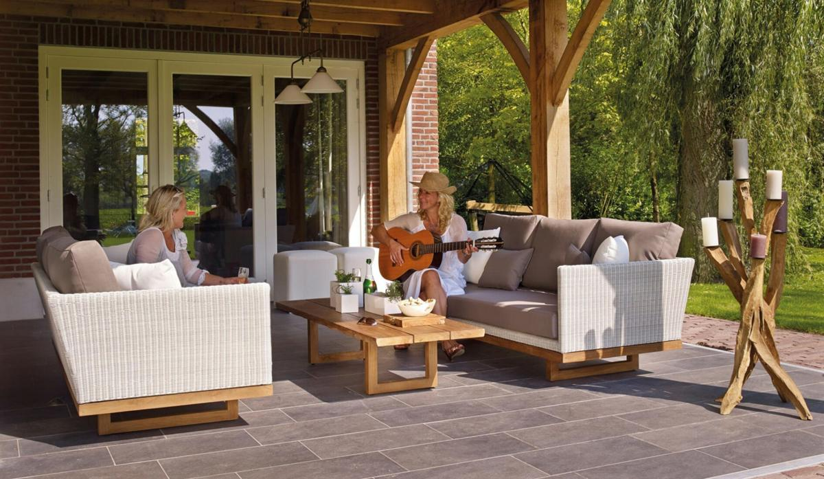 These outdoor living trends are big this year