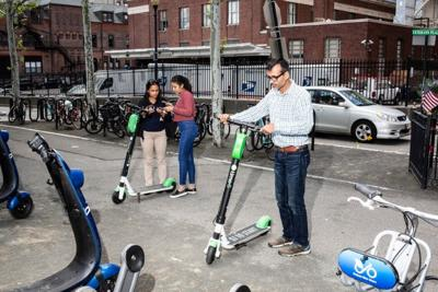 New York state is moving swiftly to make electric scooters legal