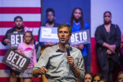 O'Rourke has no plans to run for Texas Governor