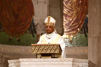 Pope names Catholic Church's first African American cardinal
