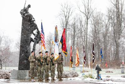 Fort Drum honors nation's warriors