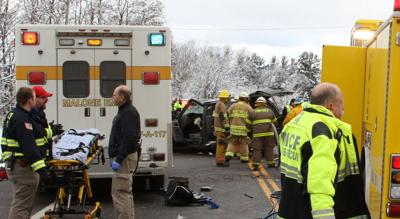 State troopers confirm 2 dead in Malone crash