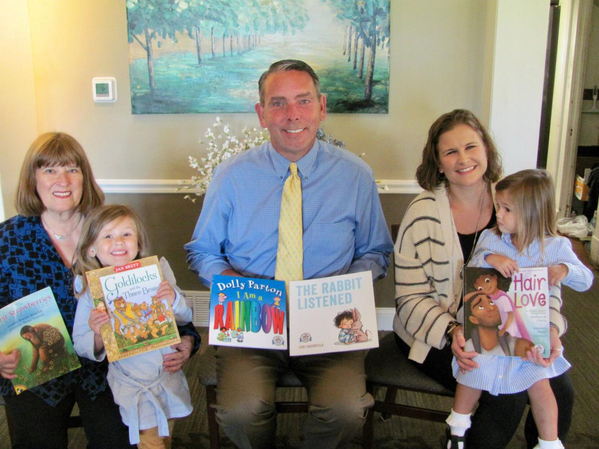 Imagination Library came to the Oswego Rotary Club