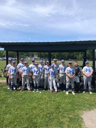 Howland Pump enjoys a fine grades 5-6 season in NC Youth Sports Baseball