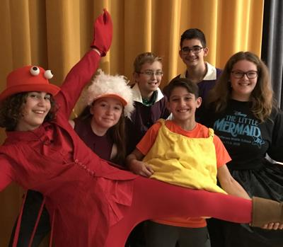 Middle schoolers to stage 'Little Mermaid Jr.'