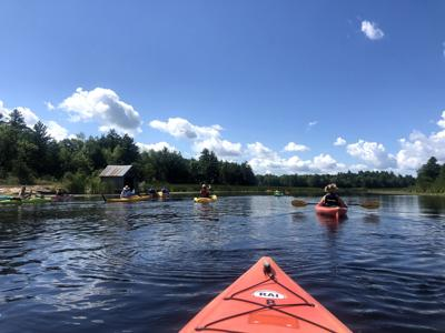 Chippewa Bay kayaking event to explore wetlands