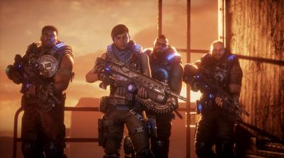 'Gears 5': The definition of a great action game