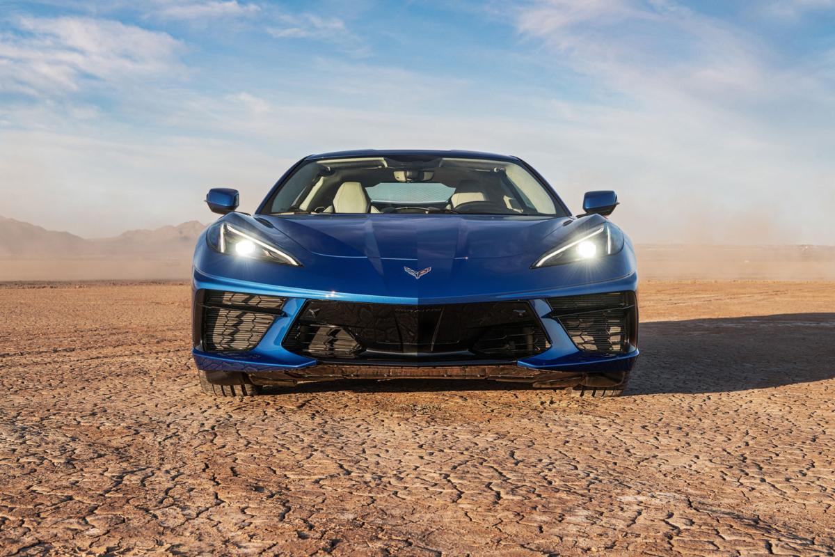2020 Chevrolet Corvette C8 Stingray turns all heads
