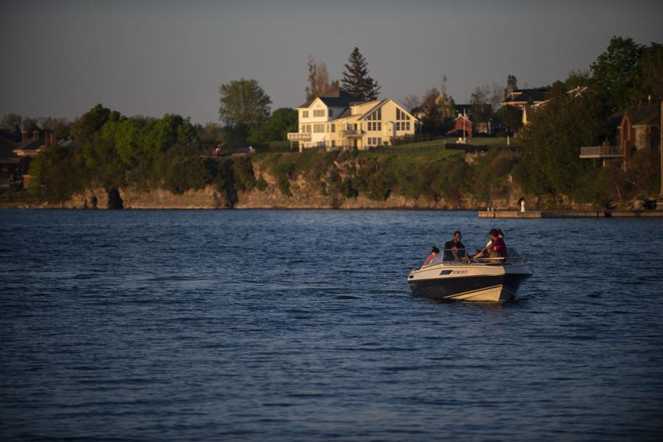 Small boating deemed nonessential by border protection agency