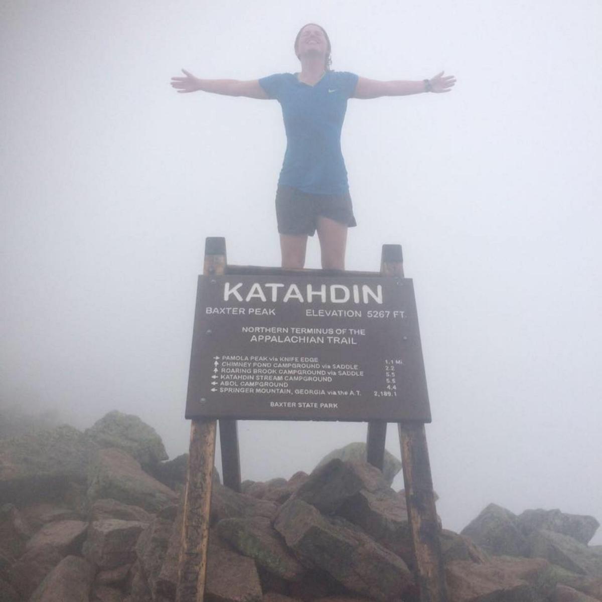 SLU student to discuss Appalachian trek