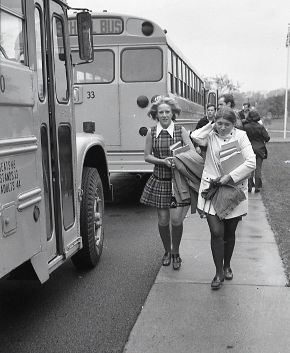 1969 Watertown High School students