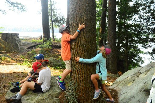 Campers return to Eagle Island