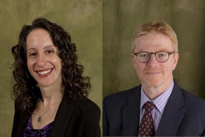 Fiction meets politics in professors' work