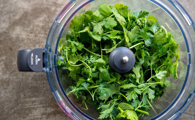 The tastiest way to use up your HERBS
